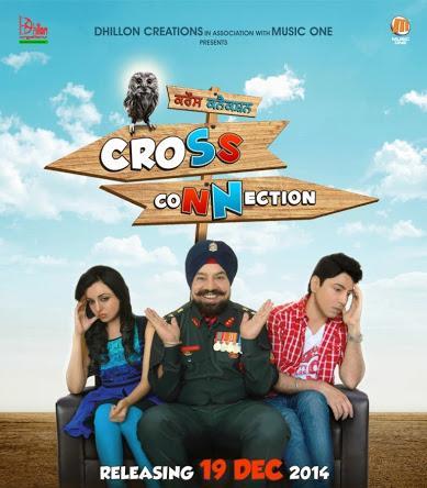 Cross Connection (2015) Punjabi Movie