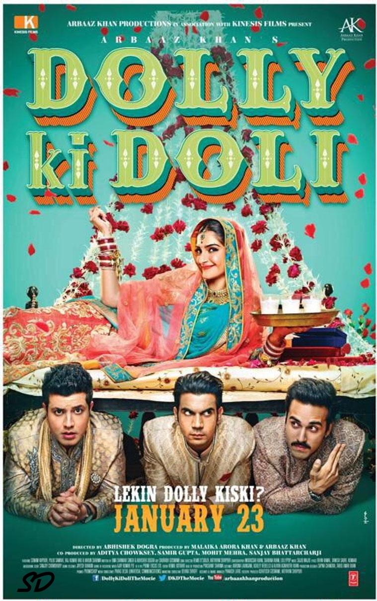Dolly Ki Doli (2015) Hindi Movie