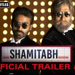 Shamitabh (2015) Hindi Movie Download DVDSCR