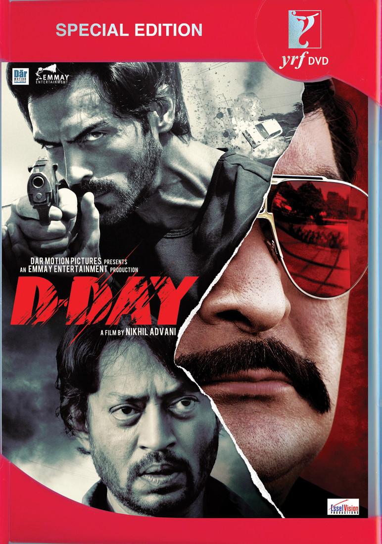 D-Day (2013) Hindi Movie