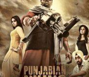 Punjabian Da King (2015)