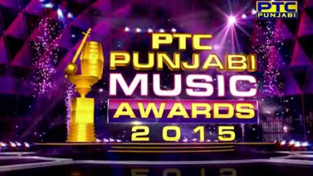 PTC Punjabi Music Awards (2015)