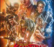 Kung Fury (2015) WebRip HD