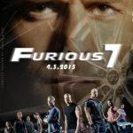 Fast & Furious 7 (2015) 400MB HD 480P Dual Audio