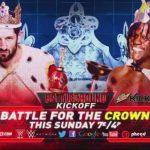 WWE Battleground Kickoff (2015) PPV WEBRip 200MB