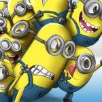 Minions Competition Mini Movie (2015)  720p 150MB