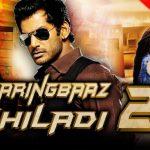 Daringbaaz Khiladi 2 (2015) Hindi Dubbed 400MB