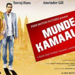 Munde Kamaal De (2015) Punjabi Movie 480p