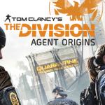 Tom Clancys the Division Agent Origins (2016) Watch Online DVDRip 720p