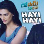 Dohchay (2015) Hindi Dubbed Full Length HD Movie 720p