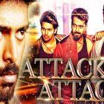 Attack Attack 2016 Hindi Dubbed DVDRIp 250MB