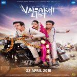 Vaisakhi List (2016) Punjabi Movie HDRIP 700MB