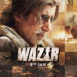 Wazir (2016) Hindi Movie BlueRay 720P Download 200MB