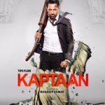 Kaptaan (2016) Punjabi Movie DVDScr 500MB