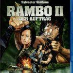 Rambo First Blood II (1985) Hindi Dubbed BRRip 200MB