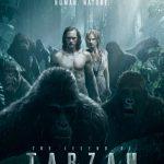 The Legend of Tarzan (2016) Dual Audio DVDRIP 480p