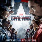 Captain America Civil War 2016 English 500MB HDRIP 720p
