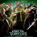 Teenage Mutant Ninja Turtles 2014 Dual Audio 300MB BRRip 720p