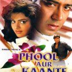 Phool Aur Kaante 1991 Hindi 600MB HDRip 720p HEVC