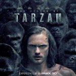 The Legend of Tarzan 2016 Dual Audio 720p BRRip 700MB