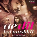 Ae Dil Hai Mushkil 2016 Hindi DVDScr 720p
