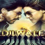 Dilwale 2015 Hindi Movie 600MB BRRip 720p HEVC