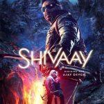 Shivaay 2016 Hindi Movie 600MB DVDScr 720p HEVC