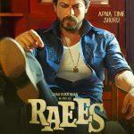 Raees 2017 Hindi Movie DVDScr 750MB