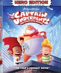 Captain Underpants The First Epic
