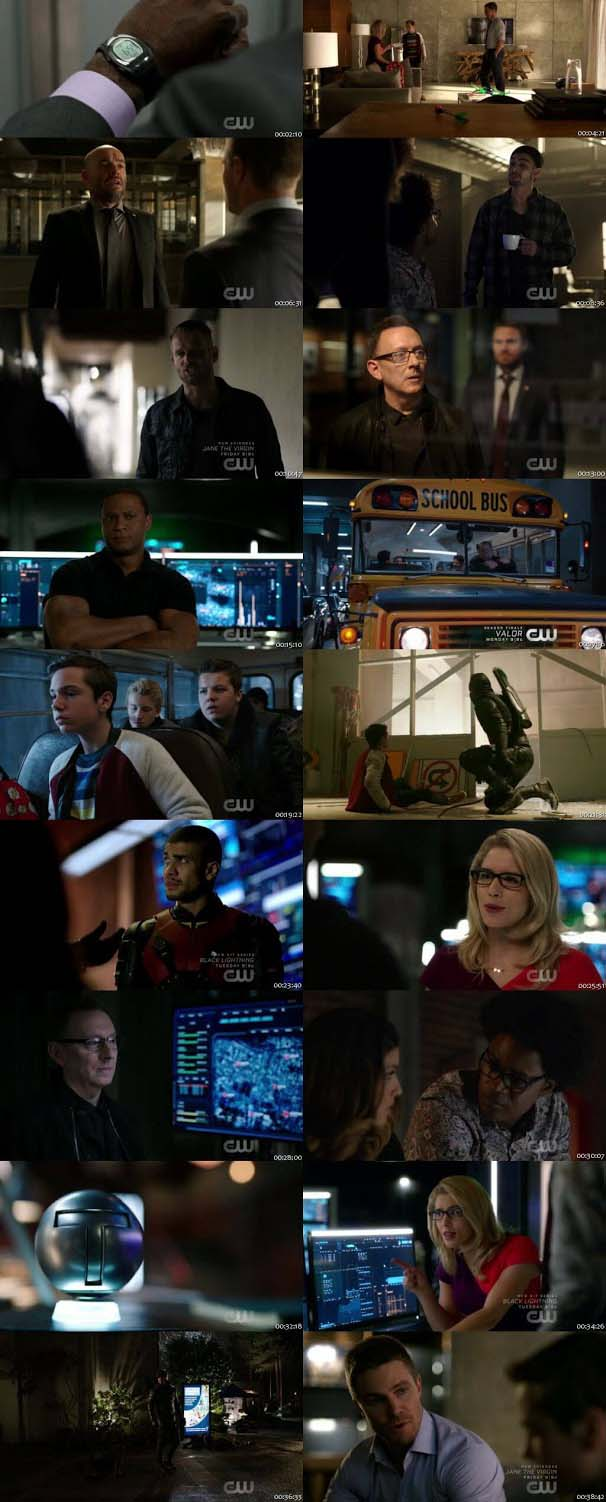 Arrow S06E11