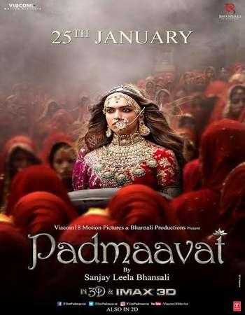 Padmaavat 2018 Hindi 720p Pre-DVDRip 999MB