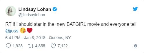 Actor Lindsay Lohan