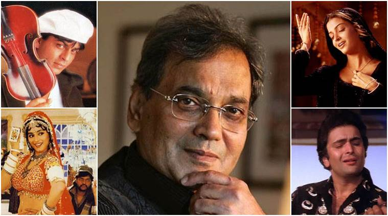 From Karz to Taal, Subhash Ghai has always had an ear for melodies and that makes his legacy unforgettable