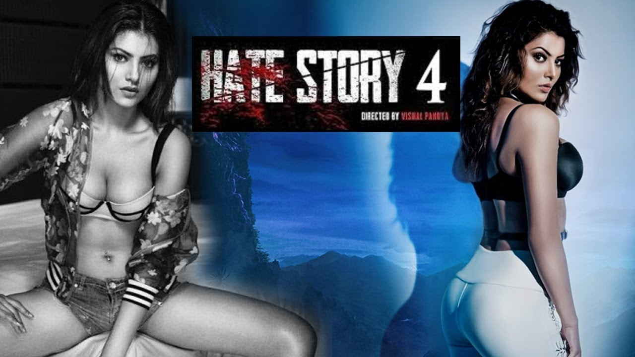 Hate Story 4 2018 Hindi Pre-DVDRip 750MB