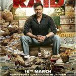 Raid 2018 Hindi Pre-DVDRip 600MB