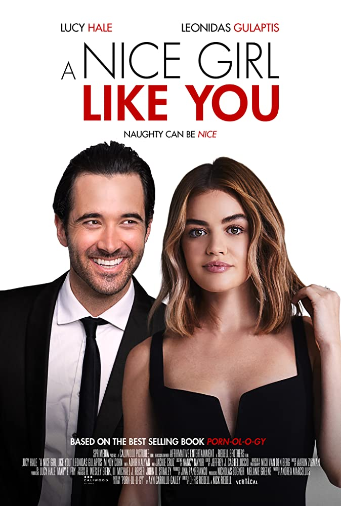 A Nice Girl Like You 2020 English 302MB HDRip ESub