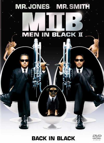 Men In Black 2 2021